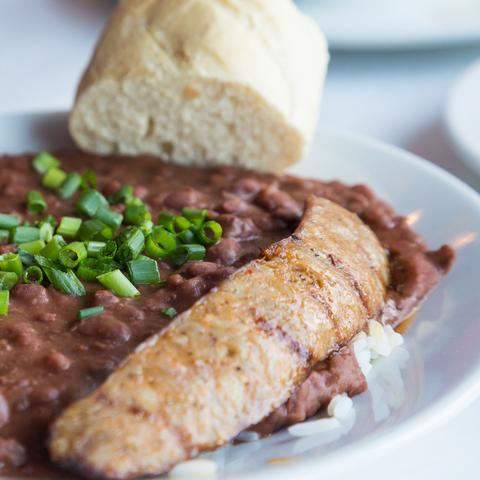 Andy Roo's Red Beans and Rice