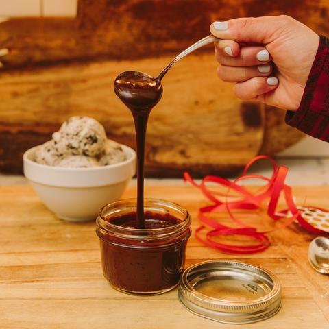Salted Mocha Drizzling Sauce