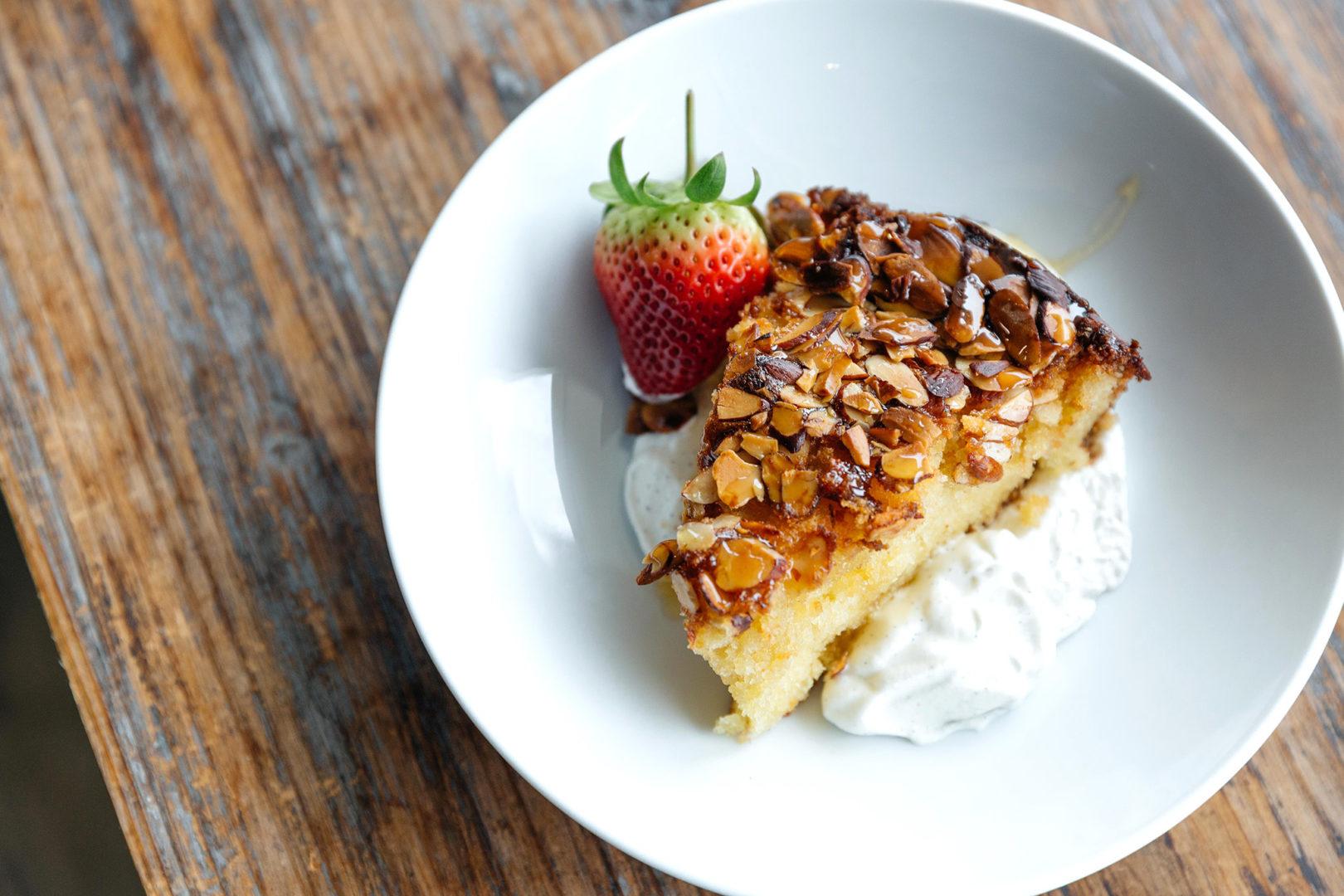 Moroccan Honey Cake