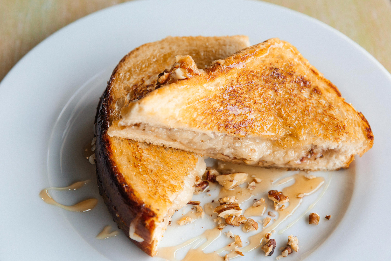 Grilled Cheese Pepper Jelly Sandwiches