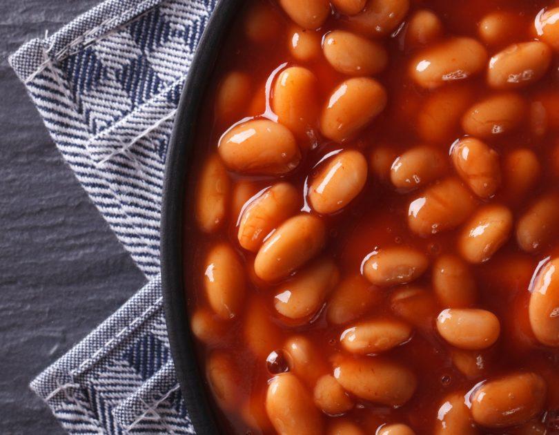 Bourbon Smokehouse Baked Beans