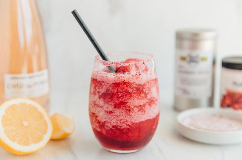Froze: Raspberry Frozen Tea Rose