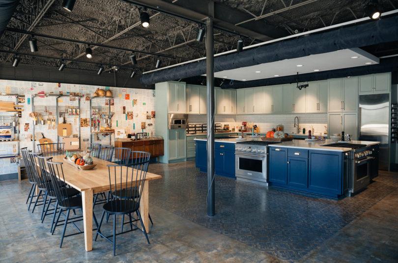 Meet Our New Teaching Kitchen