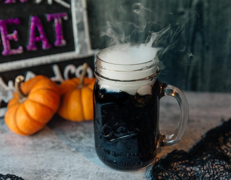 Spooky Halloween Rootbeer