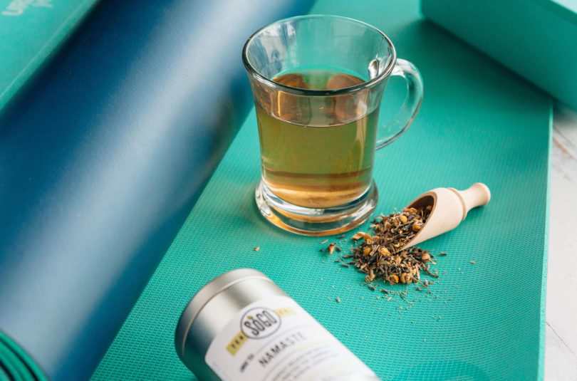 Feel Good with Namaste Tea
