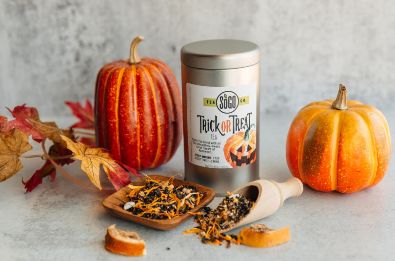 All About Trick Or Treat Tea