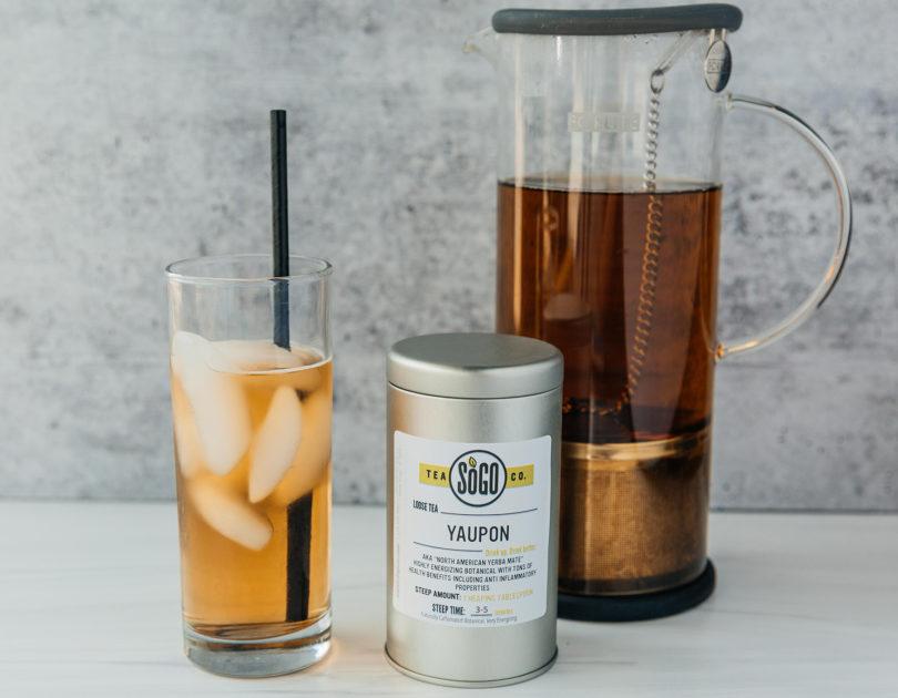 Cold-brew Yaupon