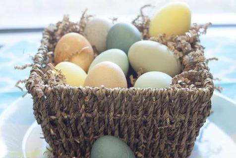 Make Natural Dye for Easter eggs