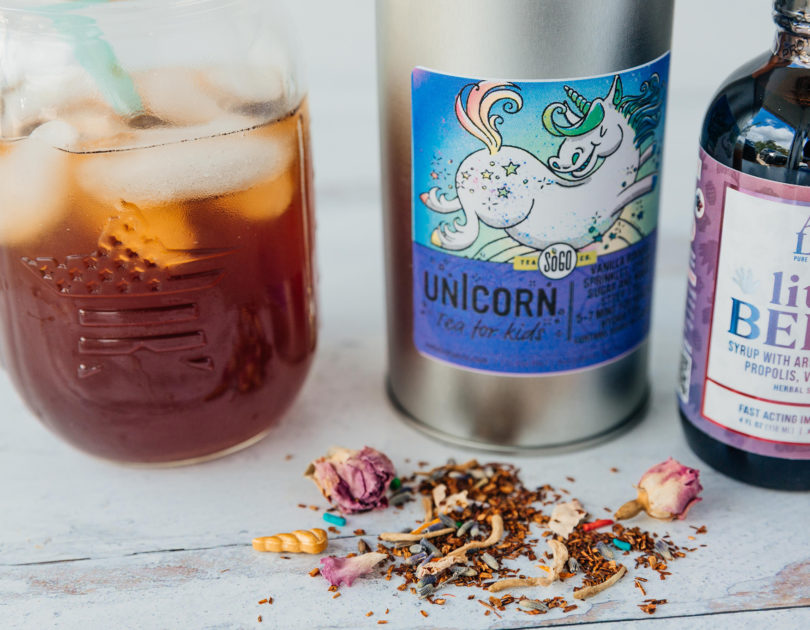 Unicorn Tea with Andi Lynn's Little Berry