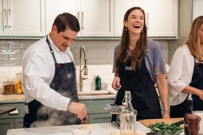 experience a cooking class
