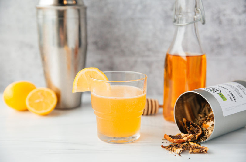 The Bee's Knees Cocktail