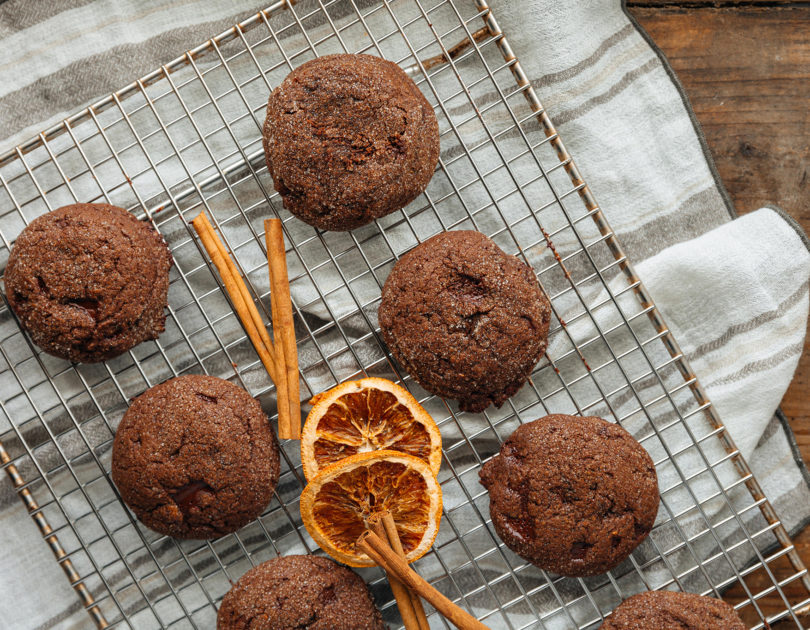 Mole Spiced Cookies