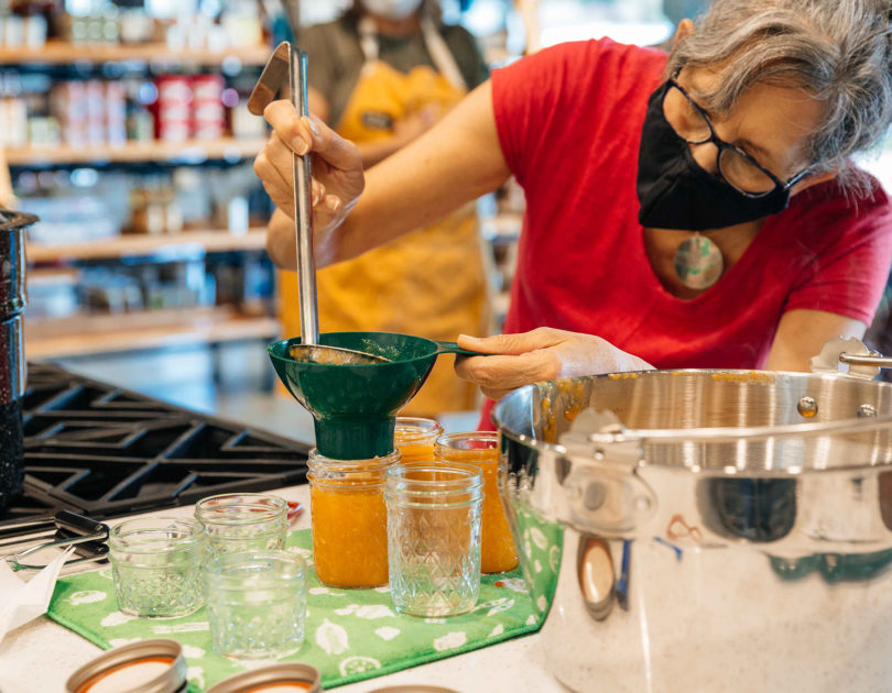 Canning Jams & Jellies | August 11, 2021