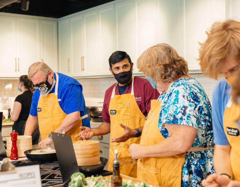 Cook with a Cardiologist | August 4, 2021