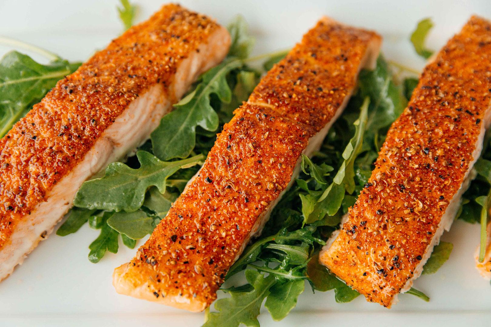 seattle salmon